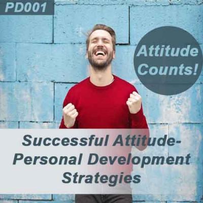 Successful Attitude - Personal Development Strategies