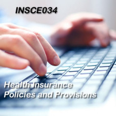 Florida: 7 hr CE -Health Insurance Policies and Provisions (INSCE034FL7)